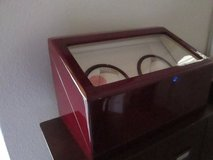 Automatic Watch Winder for dual watches. NEW! in Alamogordo, New Mexico