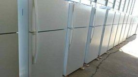 Many Top and Bottom Refrigerator Units in Camp Pendleton, California