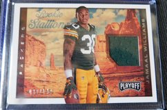 JAMAL WILLIAMS ROOKIE STALLIONS 80/149 JERSEY PATCH in Fort Bliss, Texas