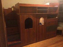 Berg Furniture Play & Study Bed & Desk in Conroe, Texas
