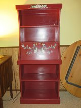 Beautiful Hand-Painted Custom Secretary Bookcase   BRAND-NEW! in Bolingbrook, Illinois