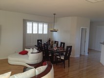 Dinning room set in Hampton, Virginia