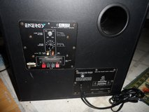 ENERGY E XL S10 SUBWOOFER  sounds great in Cherry Point, North Carolina
