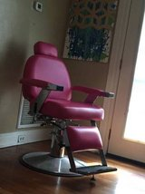barber/cosmetic chair in New Orleans, Louisiana