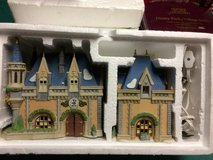 "Department 56 Disney Parks Village Series ""Mickey's Christmas Carol"" in Plainfield, Illinois"