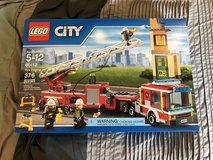 New LEGO City Fire Engine Set 60112 Set in 29 Palms, California