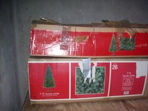 7.5ft. XMas Trees -separate Stands in Ramstein, Germany