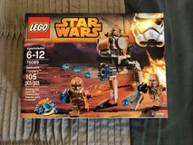 New LEGO Star Wars Geonosis Troopers Set 75089 in 29 Palms, California