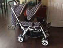 Double Stroller in Cherry Point, North Carolina