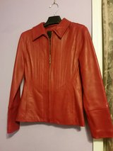 Avanti real leather jacket in Fort Bragg, North Carolina