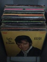 Record/LPs: Elvis Presley (52) in Warner Robins, Georgia