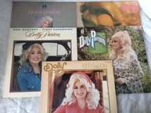 Records/LPs: Dolly Parton (5) in Macon, Georgia