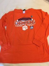 Clemson 2015 ACC Football Champions Long Sleeve T-shirt in Beaufort, South Carolina