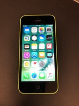 Apple iPhone 5C Green 8GB in Naperville, Illinois