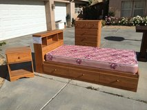 Bedroom Set - GREAT CONDITION in Yucca Valley, California