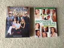 Brothers and Sisters Season 1 and 2.  Never opened in Elgin, Illinois