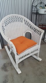 WICKER ROCKER in Camp Lejeune, North Carolina