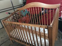 Simons Certified Convertible Crib in Chicago, Illinois