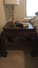 Night stand in Fort Meade, Maryland