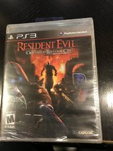 NEW ! PS3 RESIDENT EVIL Operation Raccoon City in Alamogordo, New Mexico