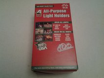 *NEW* 100 ct All-Purpose Light Holders in Eglin AFB, Florida