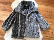 Elie tahari faux fur coat in Aurora, Illinois