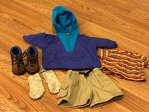 Retired American Girl Hiking Outfit in Glendale Heights, Illinois