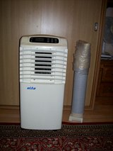 Elta Portable Air Conditioner in Spangdahlem, Germany