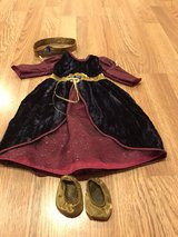 Retired American Girl Medieval Princess Dress in Glendale Heights, Illinois
