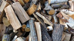 Seasoned Red Oak and White Oak For sale!! Split and Delivered in Conroe, Texas