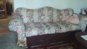 free couch and matching love seat in Fort Lewis, Washington