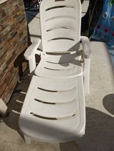3 lounge chairs in MacDill AFB, FL