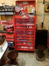 Blue point tool box in Fort Campbell, Kentucky