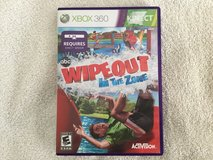 WIPEOUT in the Zone for Xbox 360 in Bolingbrook, Illinois