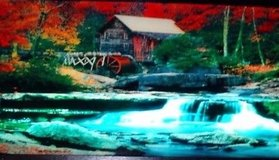 """Motion an sound .""""grismill.on the creek"""" in Fort Leavenworth, Kansas"""