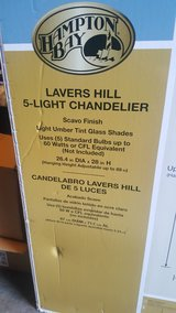 Lavers Hill 5 light Chandelier in Las Vegas, Nevada