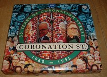 CORONATION STREET VINTAGE CRACKERS 1960 - 1995 in Lakenheath, UK