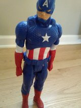 Capitain America in Glendale Heights, Illinois