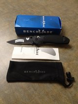 Benchmade Ranger knife in Fort Benning, Georgia