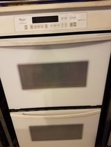 Whirlpool White Double Wall Oven in Wilmington, North Carolina
