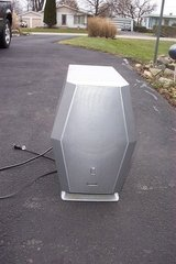 Panasonic # sb-wa920 active subwoofer in Chicago, Illinois