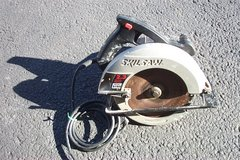 """7 1/4"""" CIRCULAR SAW OR 3/8"""" ELECTRIC DRILL in Naperville, Illinois"""