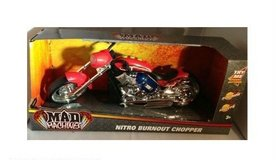Hot Red Nitro Chopper Motorcycle (New in Box) in Fort Knox, Kentucky