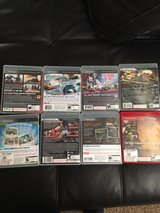 PS3 Games in Yucca Valley, California