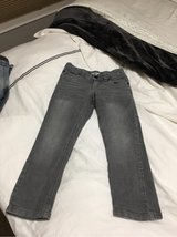 Toddler Boy Jeans Grey Size 4t in Joliet, Illinois
