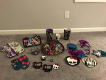Monster high party decorations in Plainfield, Illinois