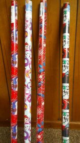 Wrapping paper - PRICE REDUCED! in Hopkinsville, Kentucky