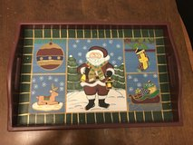 Reduced: Large Christmas Tray in Chicago, Illinois