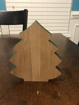 Reduced: Small Christmas Tree Cutting Board in Naperville, Illinois
