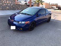 2008 HONDA CIVIC SI in Fort Bliss, Texas